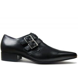 1960 Winkle.Picker : Billy - Black Shoe