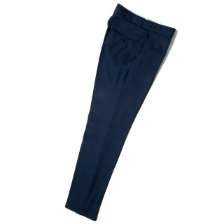 The Chesterfield Trousers - Persian Blue Drainpipe