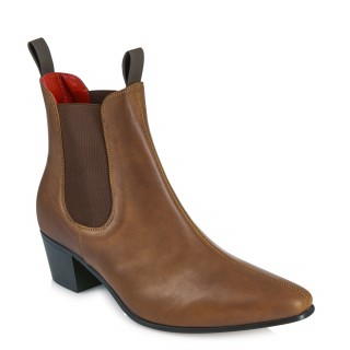 Discontinued Colour : Original Chelsea Boot - Vintage Tan