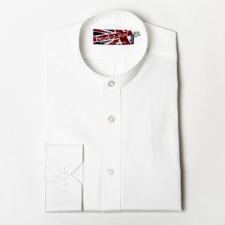 "Ex Display : Nehru Collar Shirt 15.5"" or 16"""
