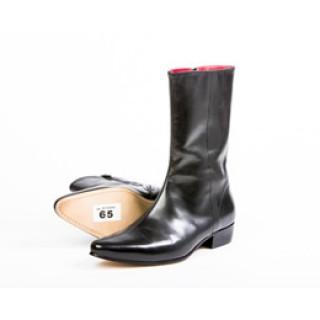 Clearance Lot 65 - Low Lennon Black Calf Size 44.5