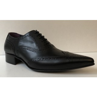 1960-WP Bruce - Black Shoe