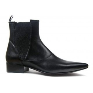 1960-WP Bo - Black Boot