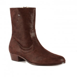 Bargain Basement : AE Jamie Boot Brown Olas