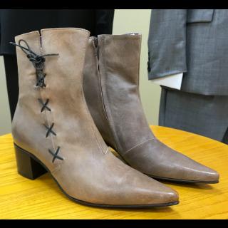 19-60 Winklepickers Ladies Suzie Ankle Boot Size Eu 37