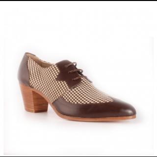 Bargain Basement : AE Amechi Shoe Brown & Scotland