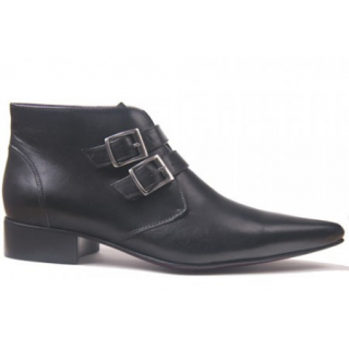 1960-WP Jonny - Black Boot