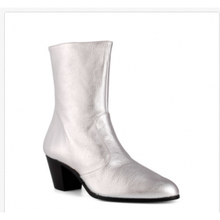 Bargain Basement: AE Lenny Boot Silver