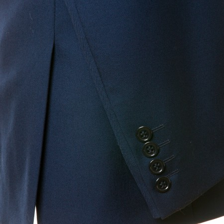 The Chesterfield Jacket - Persian Blue
