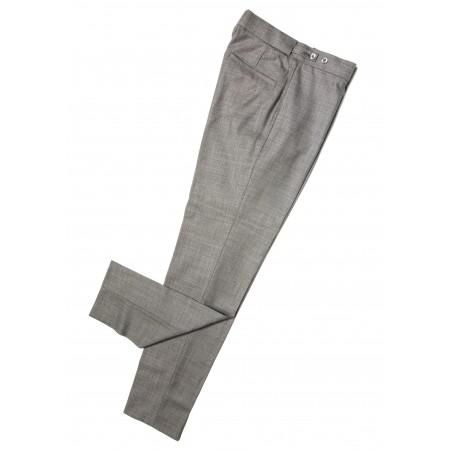 Collarless - Silver Grey