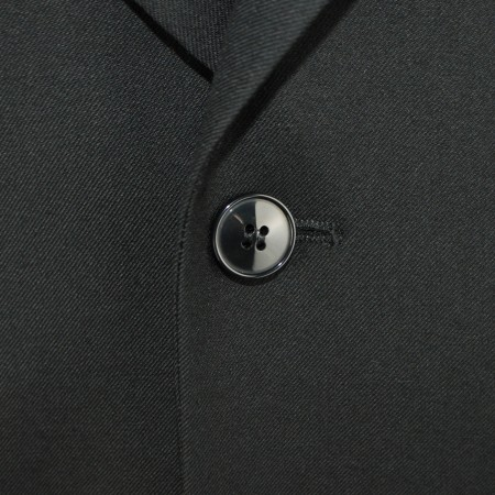 The Chesterfield Jacket - Black
