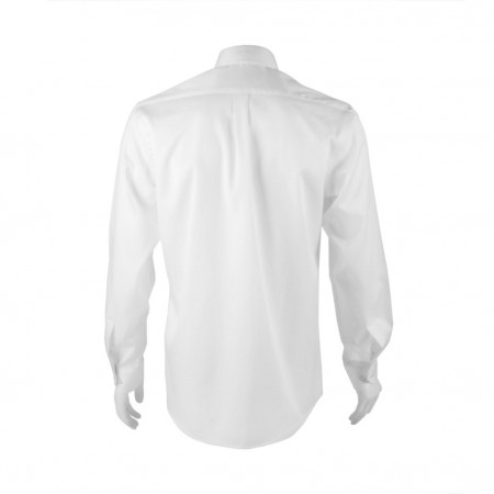 Reduced Sale Price : Long Pointed B/D SGL Cuff Shirt