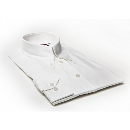 "Ex-Display : Long Pointed B/D Shirt 15.5"" or 17.5"""