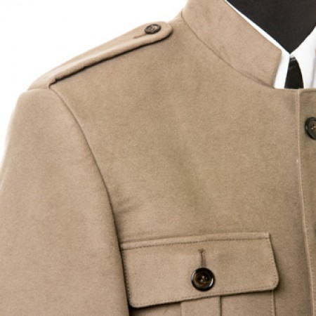 Sale : The Shea Moleskin Coat