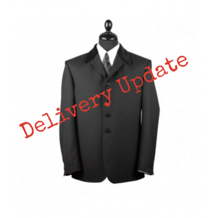 The Sullivan Suit - Black