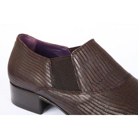 1960 Winkle.Picker : Chuck - Brown Shoe