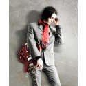 The Chesterfield Jacket - Silver Grey